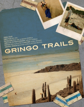 GRINGO TRAILS POSTER